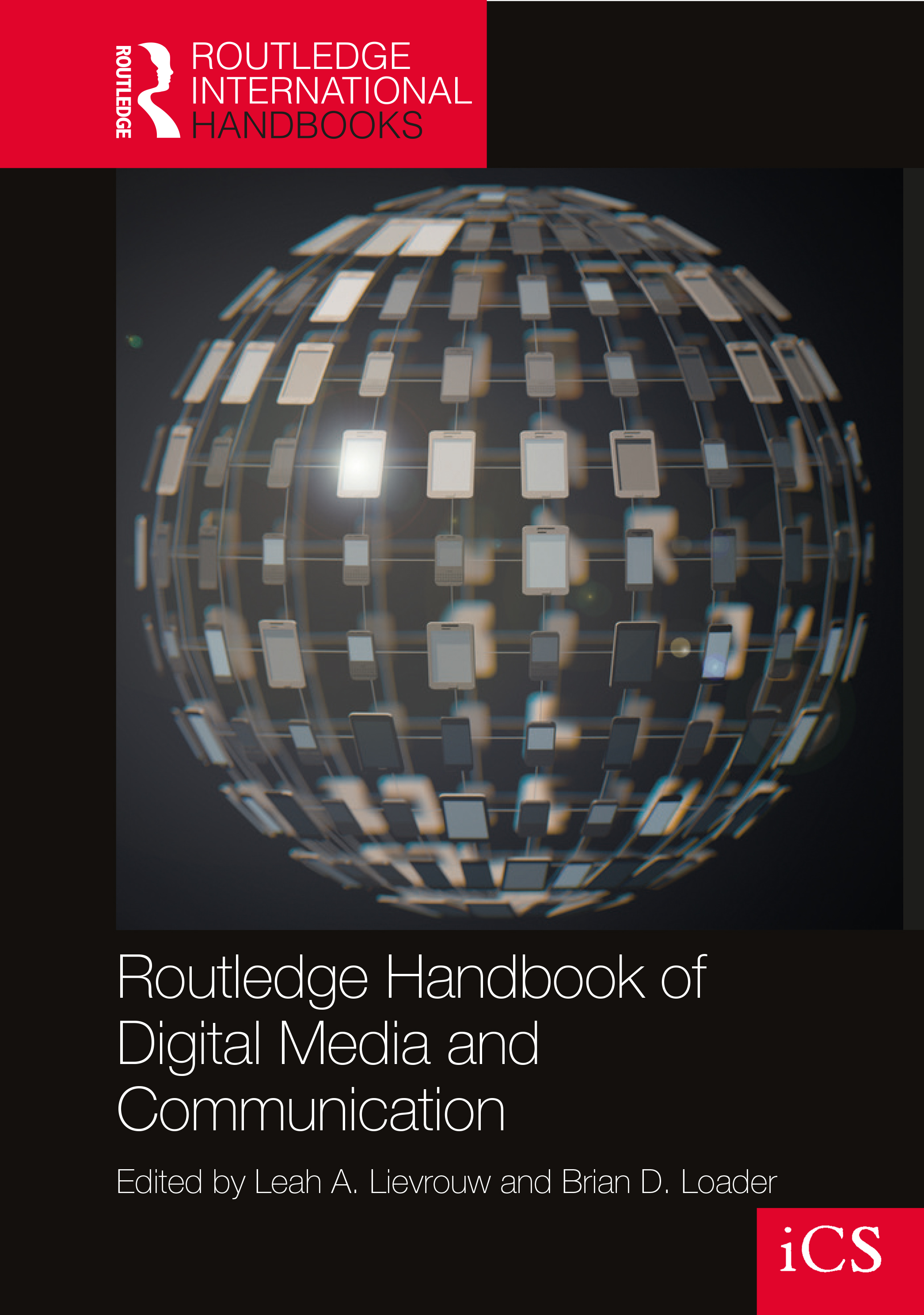 Routledge Handbook of Digital Media and Communication in Society book cover