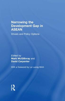 Narrowing the Development Gap in ASEAN: Context and Approach