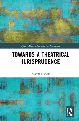 Towards a Theatrical Jurisprudence book cover