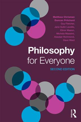 Philosophy for Everyone (Paperback) book cover