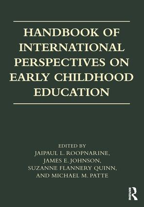 Handbook of International Perspectives on Early Childhood Education book cover