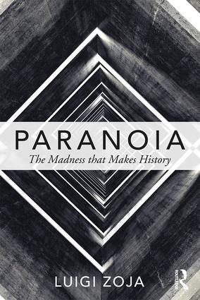 Paranoia: The madness that makes history (Paperback) book cover