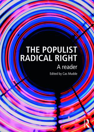 The Populist Radical Right: A Reader book cover