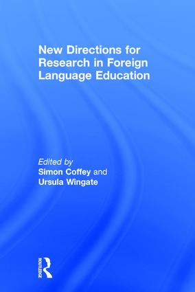 Toward a Framework for US Collegiate Foreign Language Instruction