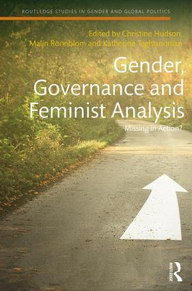 Gender, Governance and Feminist Analysis: Missing in Action? book cover