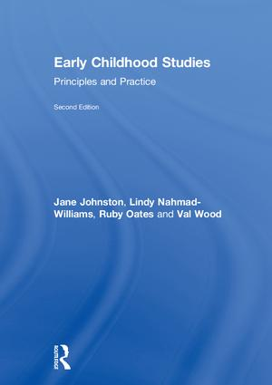 Early Childhood Studies: Principles and Practice, 2nd Edition (Hardback) book cover