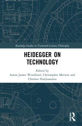 Heidegger on Technology book cover