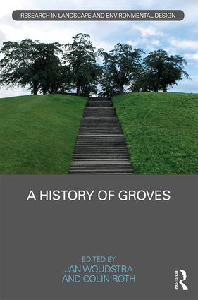 The history and development of groves in English formal gardens (1600–1750)