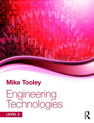 Engineering Technologies: Level 3, 1st Edition (Paperback) book cover