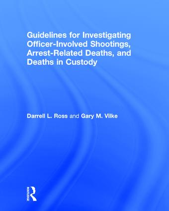 Arrest-Related Deaths, Emerging Questions, and Competing Expectations in Investigations