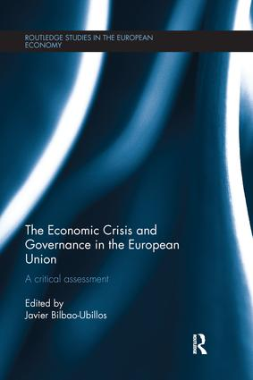 The Economic Crisis and Governance in the European Union: A Critical Assessment book cover
