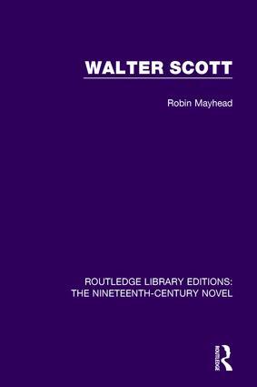 Scott and the vernacular