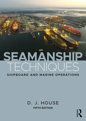 Seamanship Techniques: Shipboard and Marine Operations, 5th Edition (Paperback) book cover