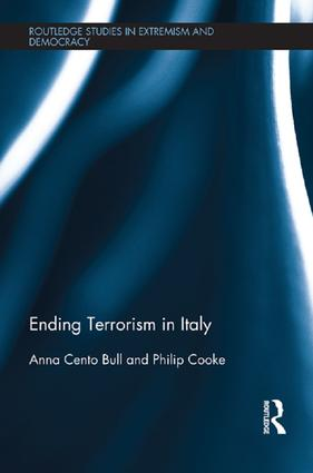 Ending Terrorism in Italy: 1st Edition (Paperback) book cover