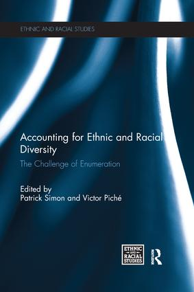 Accounting for Ethnic and Racial Diversity: The Challenge of Enumeration book cover