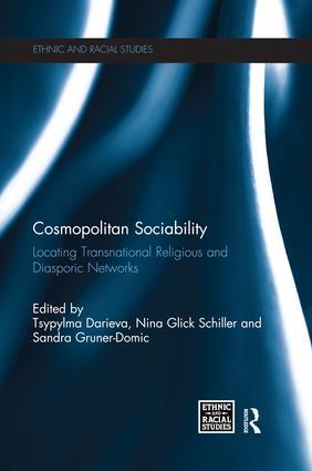 Cosmopolitan Sociability: Locating Transnational Religious and Diasporic Networks book cover
