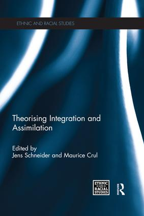 Theorising Integration and Assimilation book cover