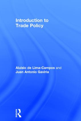 Introduction to Trade Policy book cover