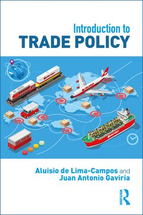 Introduction to Trade Policy (Paperback) book cover