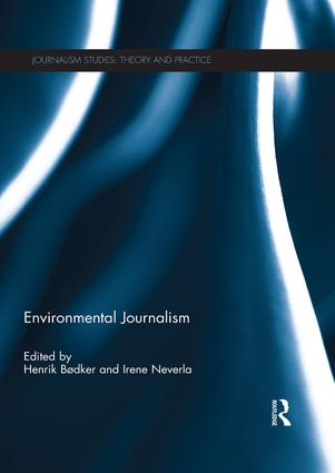 Environmental Journalism book cover