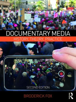 Documentary Media: History, Theory, Practice book cover
