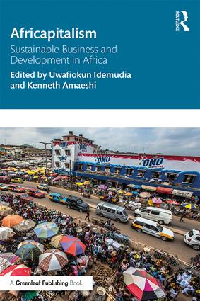 Africapitalism: Sustainable Business and Development in Africa book cover