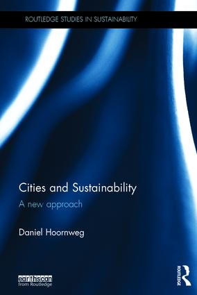 Cities and Sustainability: A new approach (Hardback) book cover