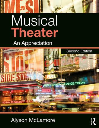 Musical Theater: An Appreciation book cover