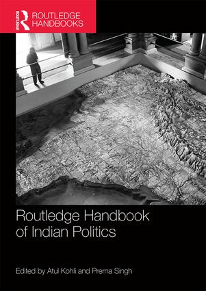 Routledge Handbook of Indian Politics (Paperback) book cover