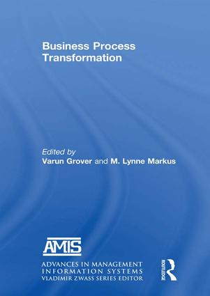 Business Process Transformation: 1st Edition (Paperback) book cover