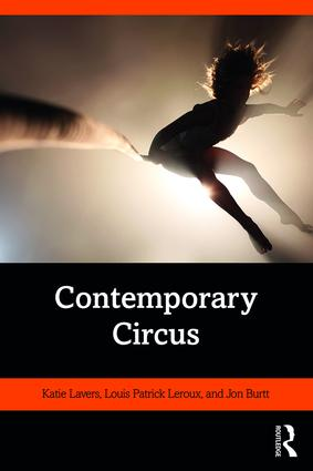 Contemporary Circus book cover