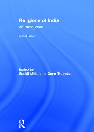 Religions of India: An Introduction book cover