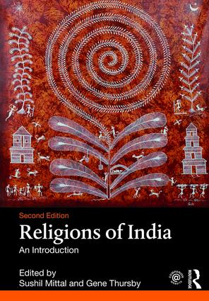 Religions of India: An Introduction, 2nd Edition (Paperback) book cover