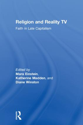 Religion and Reality TV: Faith in Late Capitalism book cover