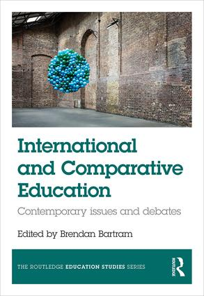 International and Comparative Education: Contemporary Issues and Debates book cover