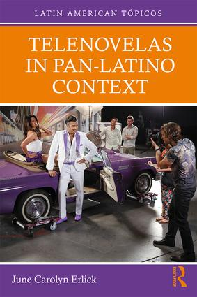 Telenovelas in Pan-Latino Context book cover