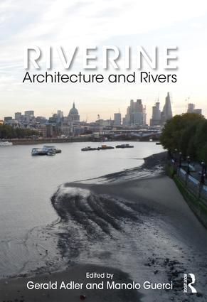 Riverine: Architecture and Rivers book cover