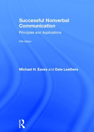 Successful Nonverbal Communication: Principles and Applications book cover
