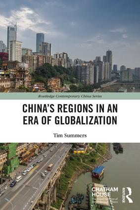 China's Regions in an Era of Globalization book cover