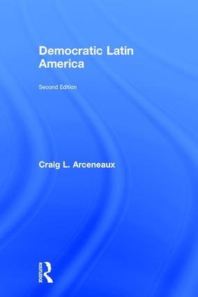 Democratic Latin America: 2nd Edition (Hardback) book cover