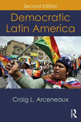 Democratic Latin America book cover