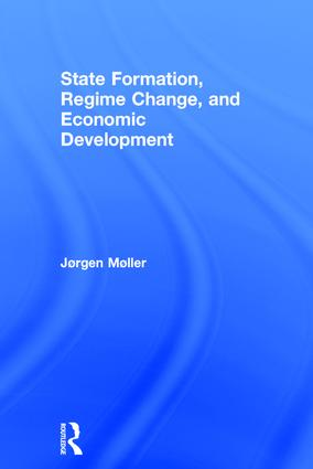 State Formation, Regime Change, and Economic Development