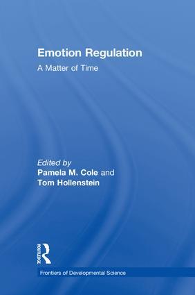 Emotion Regulation Dynamics in Adolescence