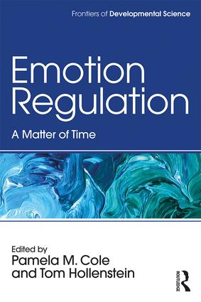 Emotion Regulation: A Matter of Time, 1st Edition (Paperback) book cover