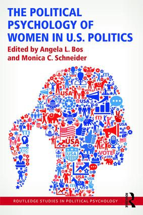The Political Psychology of Women in U.S. Politics book cover