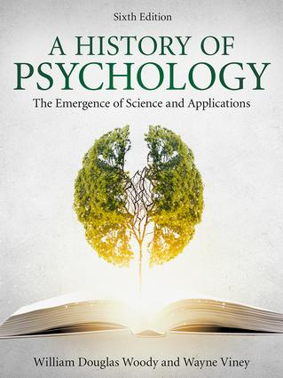 A History of Psychology: The Emergence of Science and Applications book cover