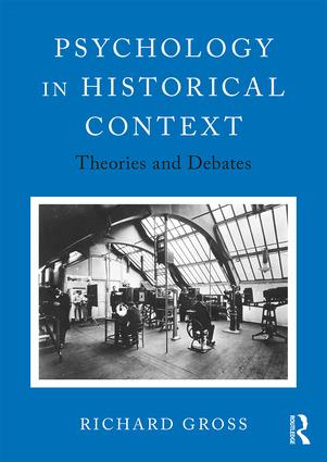Psychology in Historical Context: Theories and Debates book cover
