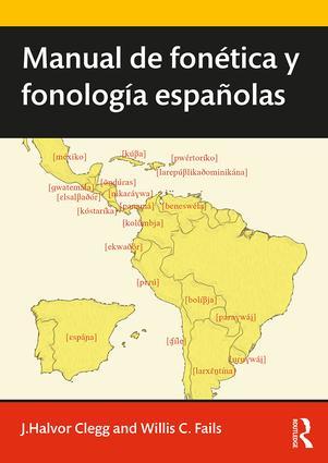 Manual de fonética y fonología españolas (Paperback) book cover