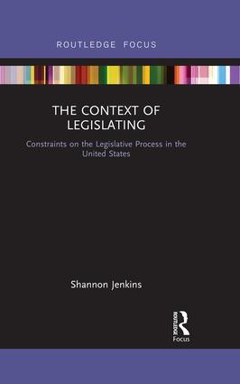 The Context of Legislating