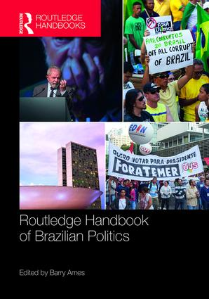Routledge Handbook of Brazilian Politics: 1st Edition (Hardback) book cover